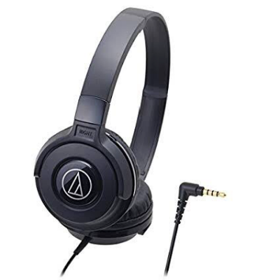 Audio-Technica ATH-S100BK - Best over ear headphones