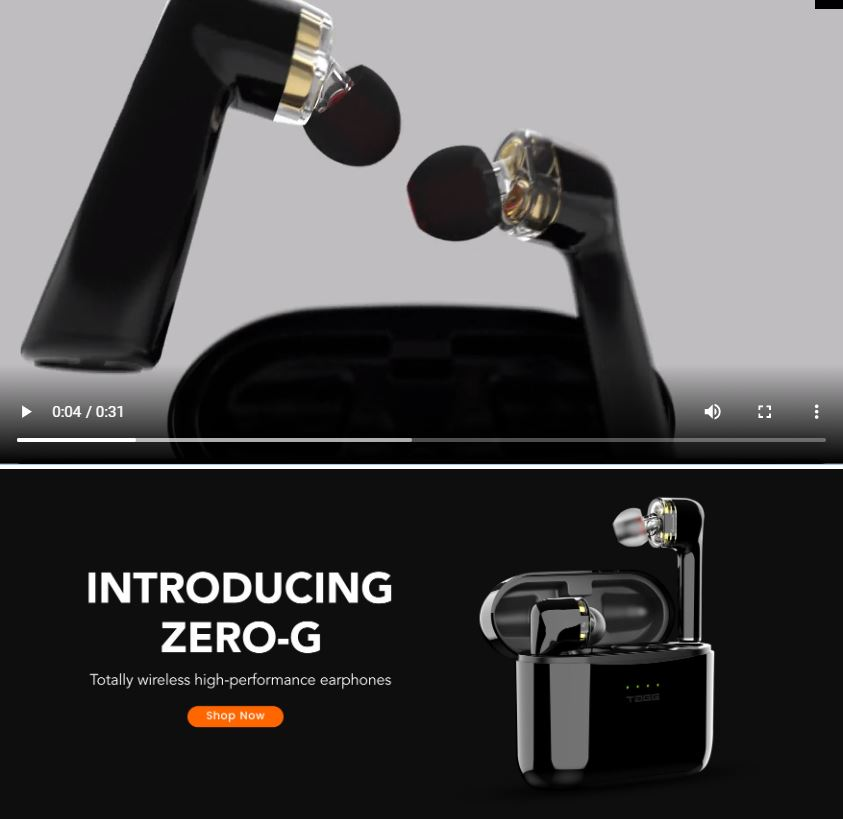 Tagg ZeroG airpod alternatives - Best true wireless earbuds