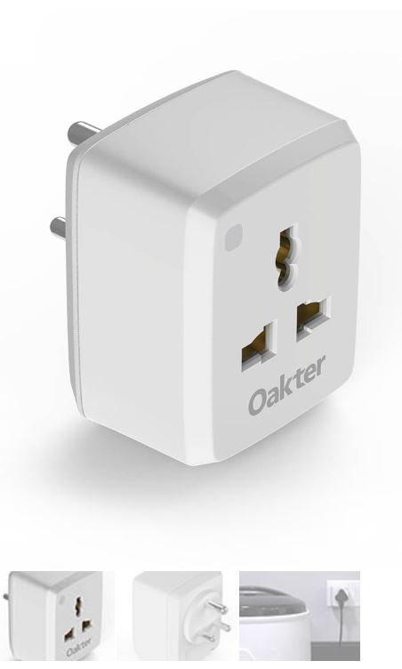 Oakter Smart Plug India