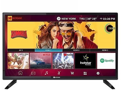 Kodak Full HD LED Smart TV