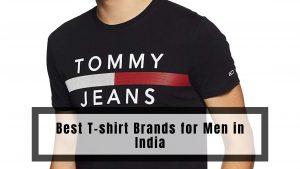 Best T-shirt Brands for Men in India