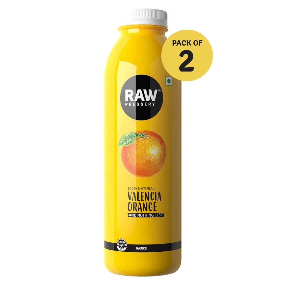 raw fruit juice