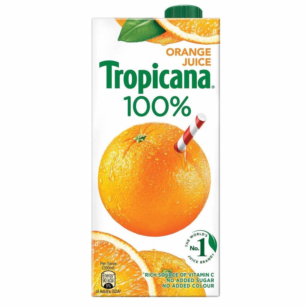 top fruit juice brands in India