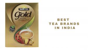 top tea brands in India