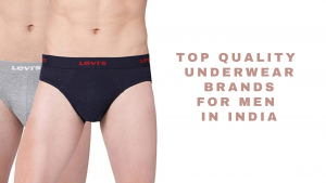 Men's underwear brands in India