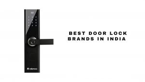door locks in india 2021