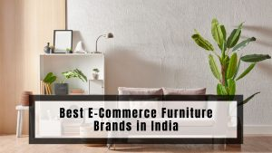 Best E-Commerce Furniture Brands in India