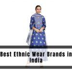 Best Ethnic Wear Brands in India