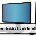 Best Desktop Brands in India