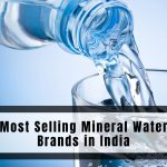 Most Selling Mineral Water Brands in India