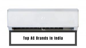 भारत में शीर्ष एसी ब्रांड